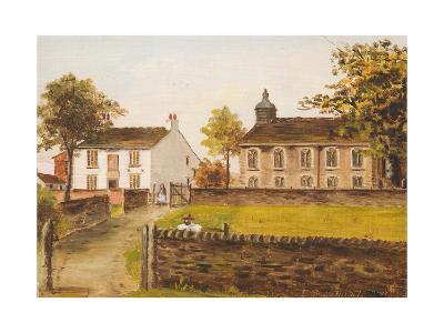 Ashworth Church, Rochdale, Lancashire, 1891-E. Beaumont-Giclee Print