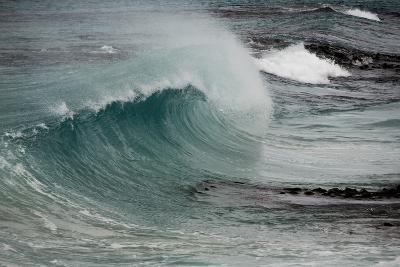 Asia, Australia Tasmania Friendly Beach Breakers-John Ford-Photographic Print