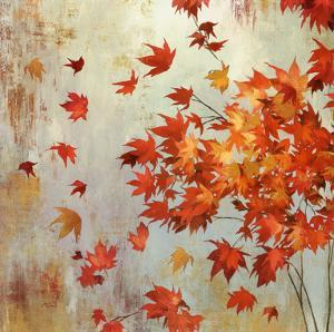 Crimson Foliage by Asia Jensen