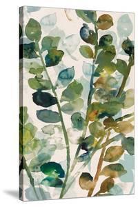 Fall Leaves II by Asia Jensen