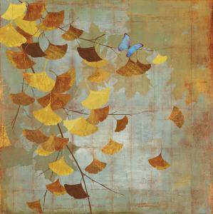 Ginkgo Branch I by Asia Jensen