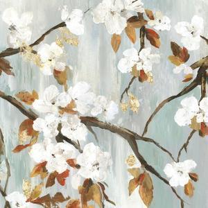 Golden Blooms II by Asia Jensen