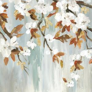 Golden Blooms III by Asia Jensen
