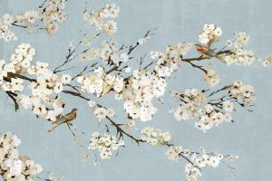 Kimono with Birds I by Asia Jensen