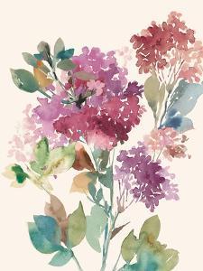 Sweet Hydrangea I by Asia Jensen