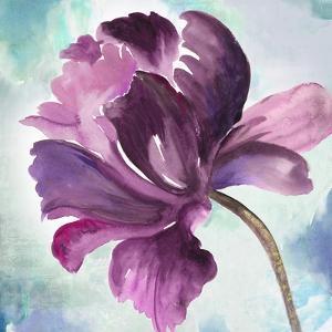 Tye Dye Floral II by Asia Jensen