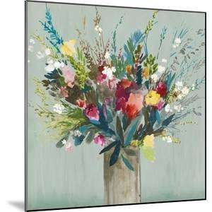Wild Flowers II by Asia Jensen