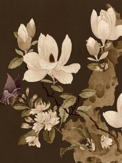 Asian Brocade II-Vision Studio-Art Print