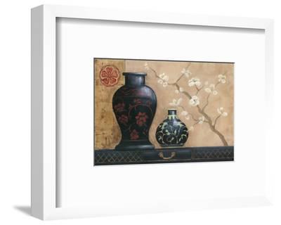 Asian Calm I-Angela Ferrante-Framed Art Print
