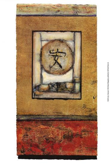 Asian Harmony-Mauro-Art Print