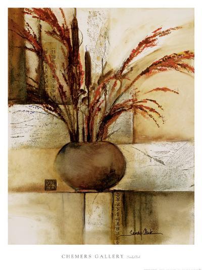 Asian Renaissance I-Sandy Clark-Art Print