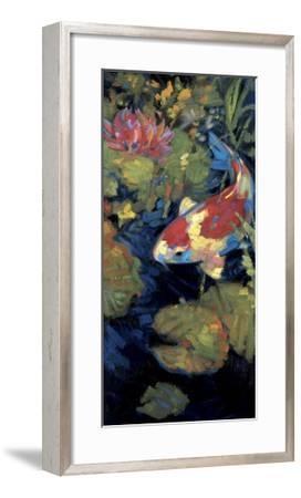 Asian Serenity II-Leif Ostlund-Framed Giclee Print