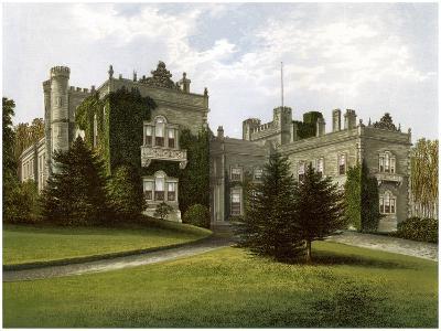 Aske Hall, Yorkshire, Home of the Earl of Zetland, C1880-AF Lydon-Giclee Print
