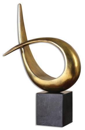 Asli Champagne Sculpture