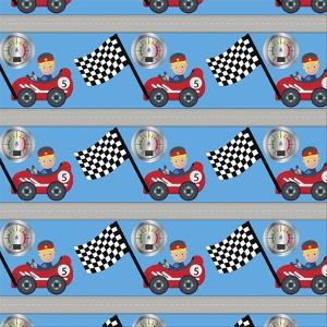 Racer by Asmaa' Murad