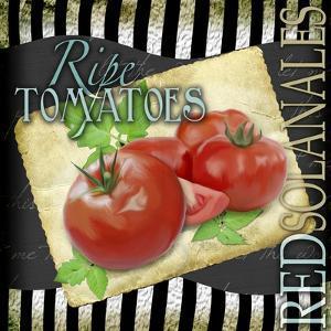 Tomatoes by Asmaa' Murad