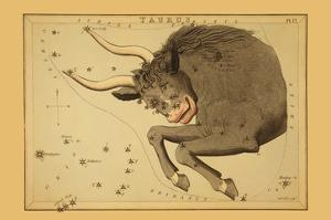 Taurus the Bull by Aspin Jehosaphat