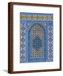 Decorative Reflection by Assaf Frank