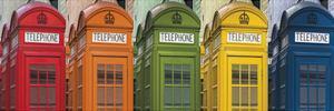 Hello London by Assaf Frank