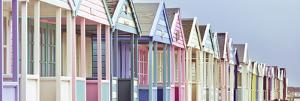 Summer Beach Huts by Assaf Frank
