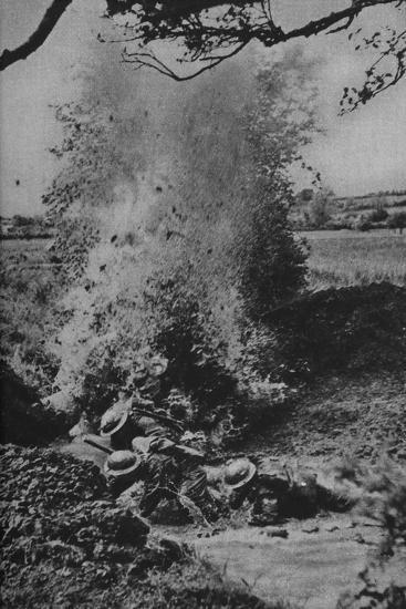 'Assault Course', 1940-1942, (1943)-Unknown-Photographic Print