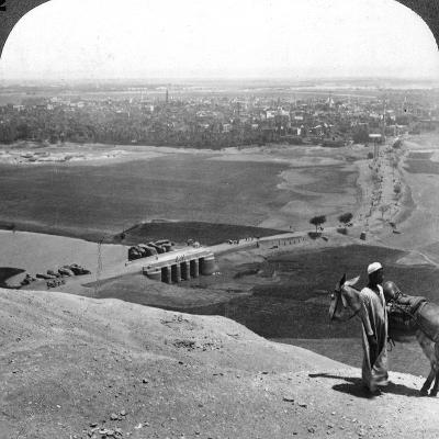 Assiut, the Largest City of Upper Egypt, 1905-Underwood & Underwood-Photographic Print
