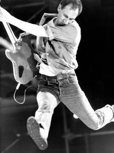 Pete Townshend of the Who by Associated Newspapers