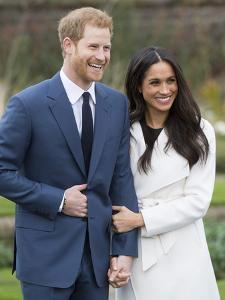 Prince Harry and Fiance Meghan Markle Announce their Engagement by Associated Newspapers