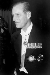 Prince Philip arriving at the Royal Opera House by Associated Newspapers