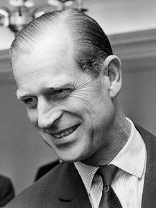 Prince Philip at Imperial House, Millbank by Associated Newspapers