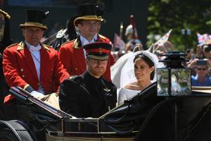 Royal Wedding of Prince Harry and Meghan Markle by Associated Newspapers