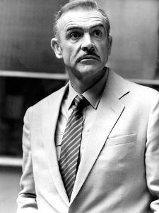Sean Connery in Film Cuba by Associated Newspapers