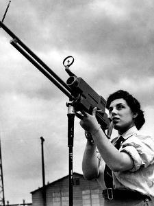Training with an Aerial Camera Gun by Associated Newspapers