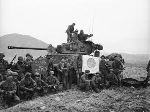 Korean War by Associated Press