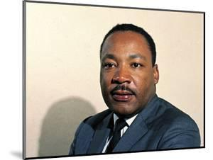 Martin Luther King Jr by Associated Press