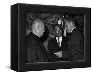 MLK Spellman Rockefeller 1962 by Associated Press