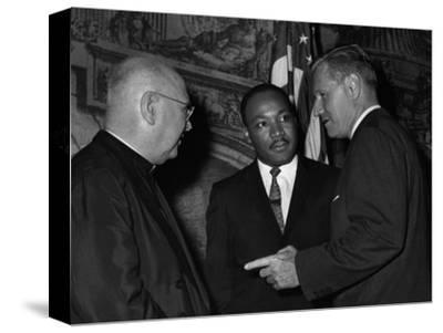 MLK Spellman Rockefeller 1962