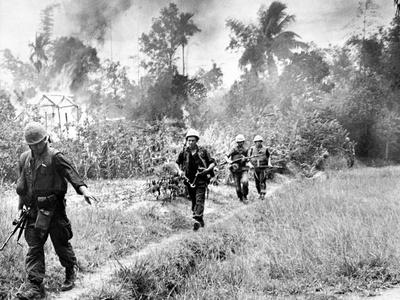Vietnam War U.S. Marines Da Nang