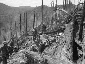 Vietnam War US Dak To by Associated Press
