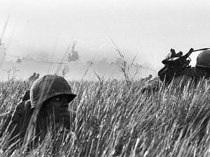 Vietnam War War Zone C by Associated Press