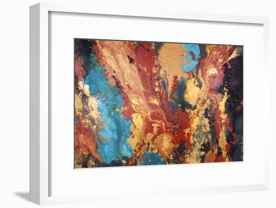 Association and Reality--Framed Art Print