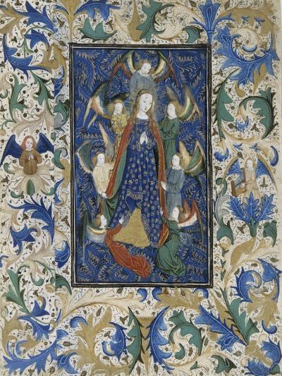Assomption de la Vierge--Giclee Print