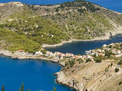 Assos, Kefalonia (Cephalonia), Ionian Islands, Greece-R H Productions-Photographic Print