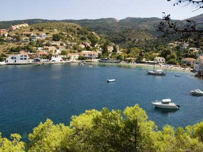 Assos, Kefalonia (Cephalonia), Ionian Islands, Greece-R H Productions-Photographic Print
