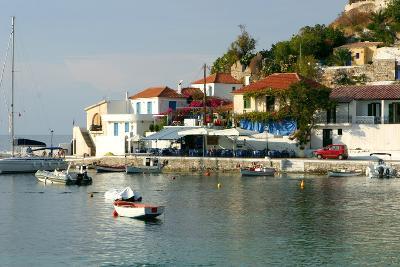 Assos, Kefalonia, Greece-Peter Thompson-Photographic Print