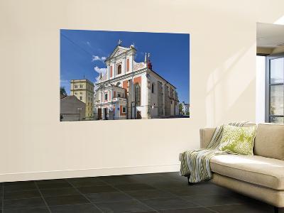 Assumption Church-Witold Skrypczak-Wall Mural