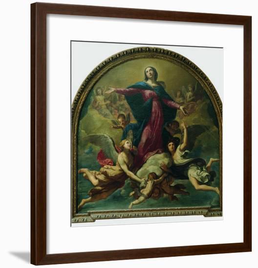 Assumption of the Virgin--Framed Giclee Print