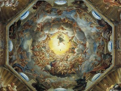 Assumption of the Virgin-Felice Giani-Giclee Print