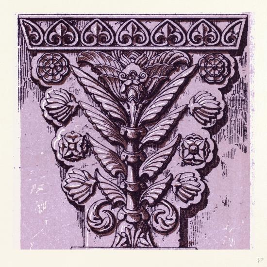 Assyrian and Persian Ornament--Giclee Print