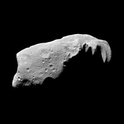 Asteroid 243 Ida-Stocktrek Images-Photographic Print